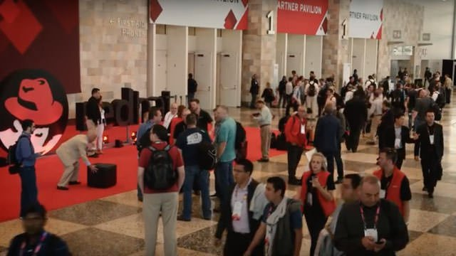 NearForm is speaking and exhibiting at Red Hat Summit in San Francisco