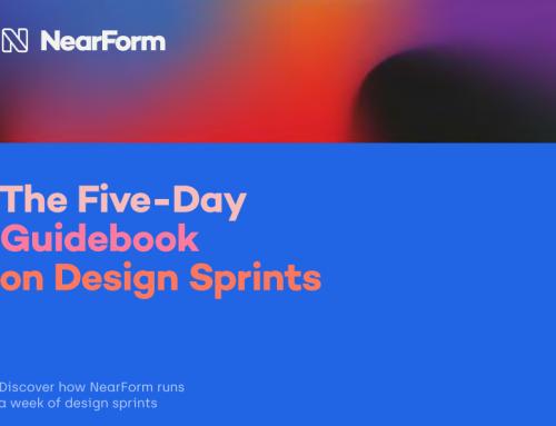 Nearform 5 Day Design Sprint