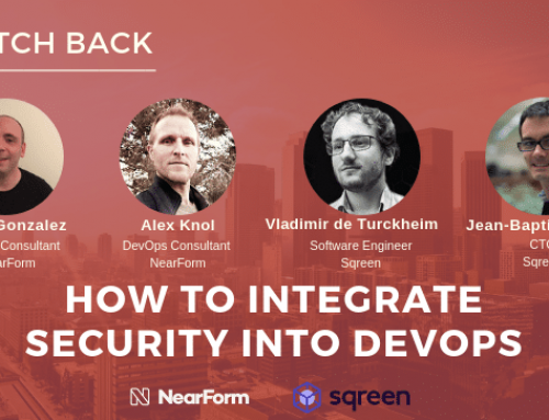 How to integrate security into DevOps