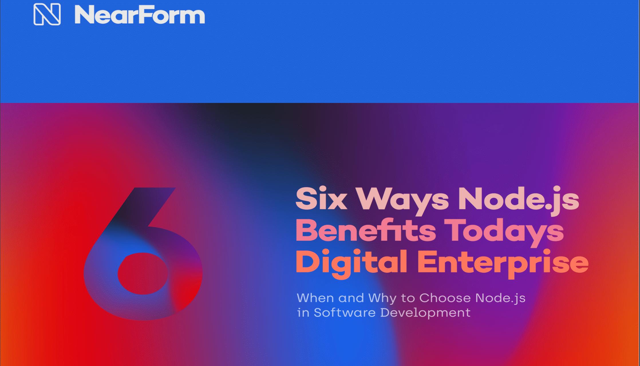 Page 4 – NearForm Enterprise Web Development
