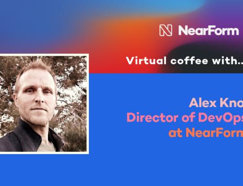 Virtual Coffee With NearForm Director of DevOps, Alex Knol