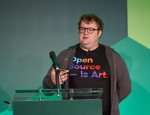 OpenSource is Art: Tech Talk Video