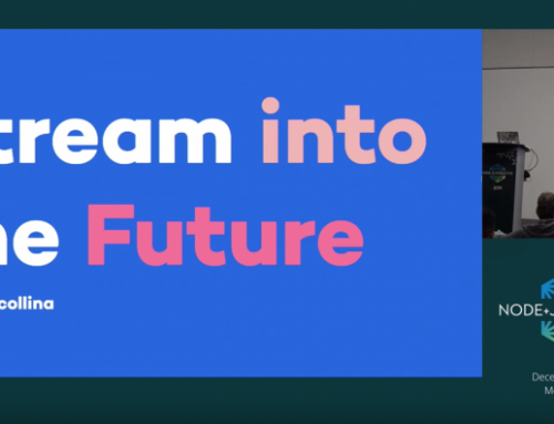 Stream into the Future – Matteo Collina: Tech Talk Video