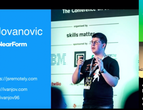 Micro-frontends: A microservice approach to the modern web: Tech Talk Video