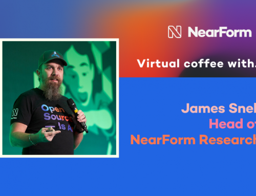Virtual Coffee with James Snell – Head of NearForm Research