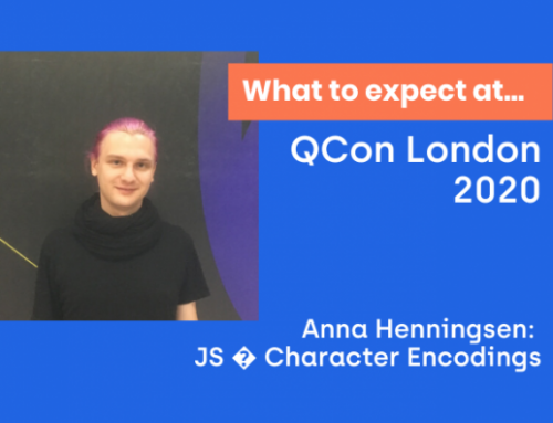 What to expect at QCon London 2020