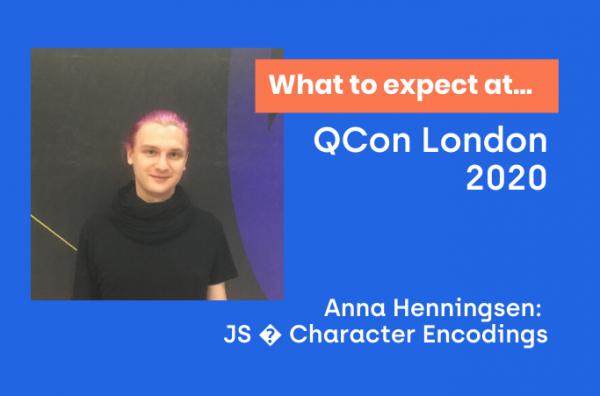 QCon London Anna Henningsen