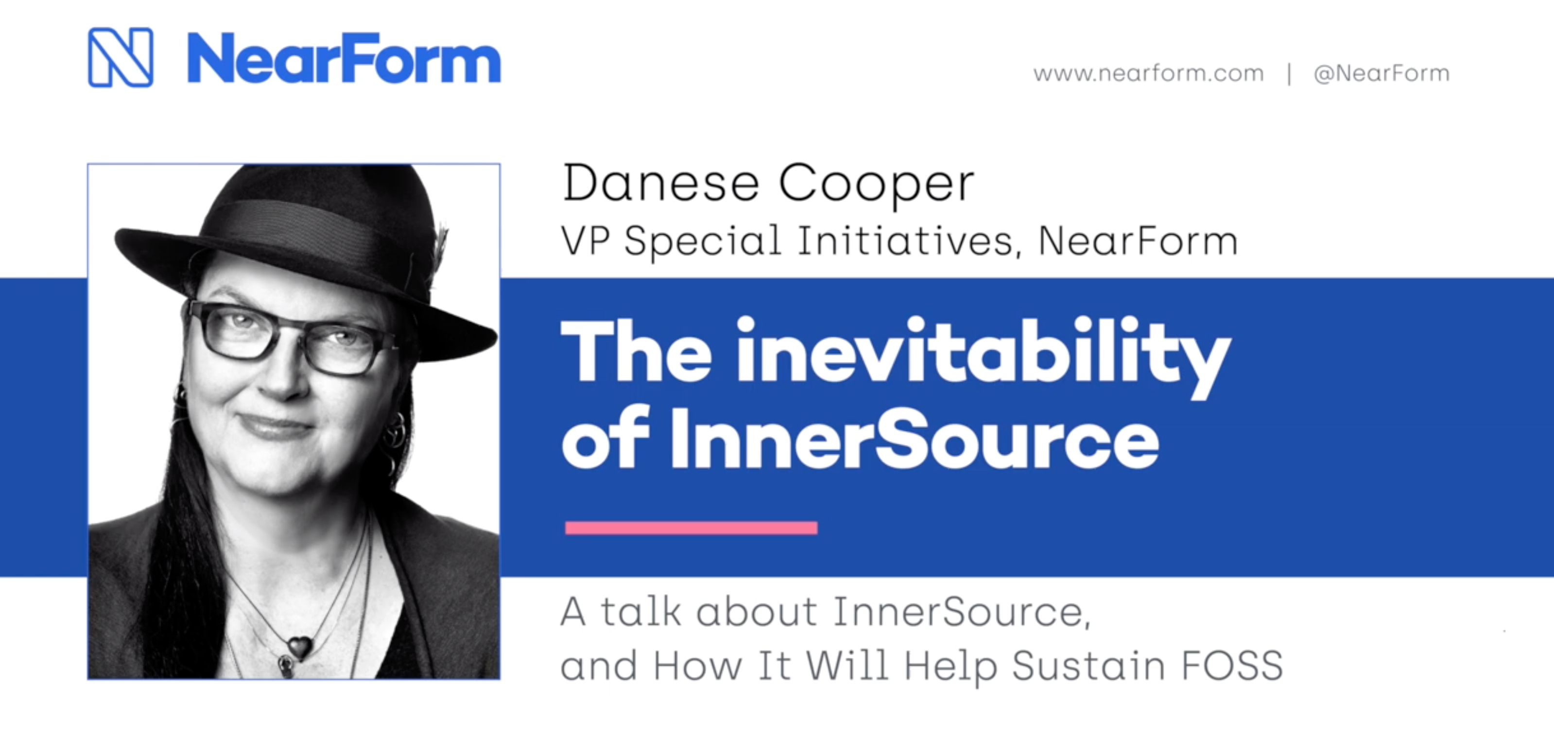 Danese Cooper - NearForm