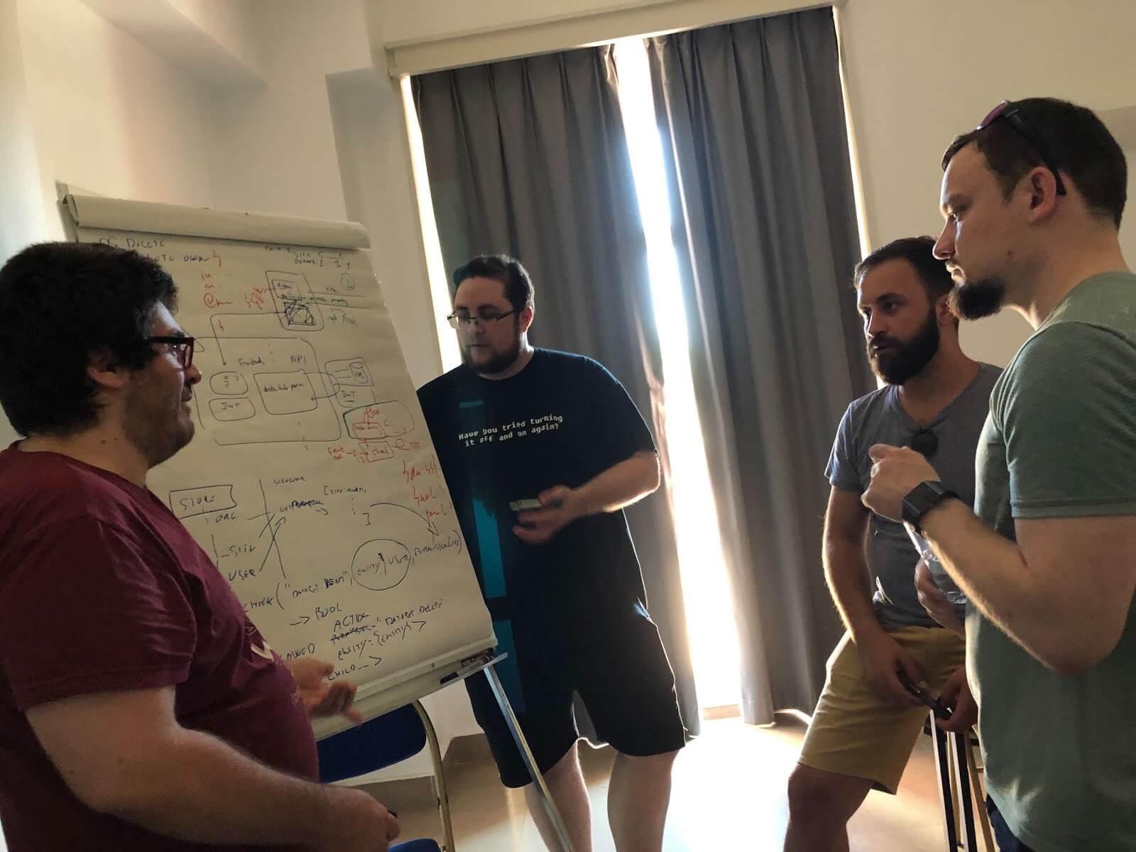 Skycatch platform development