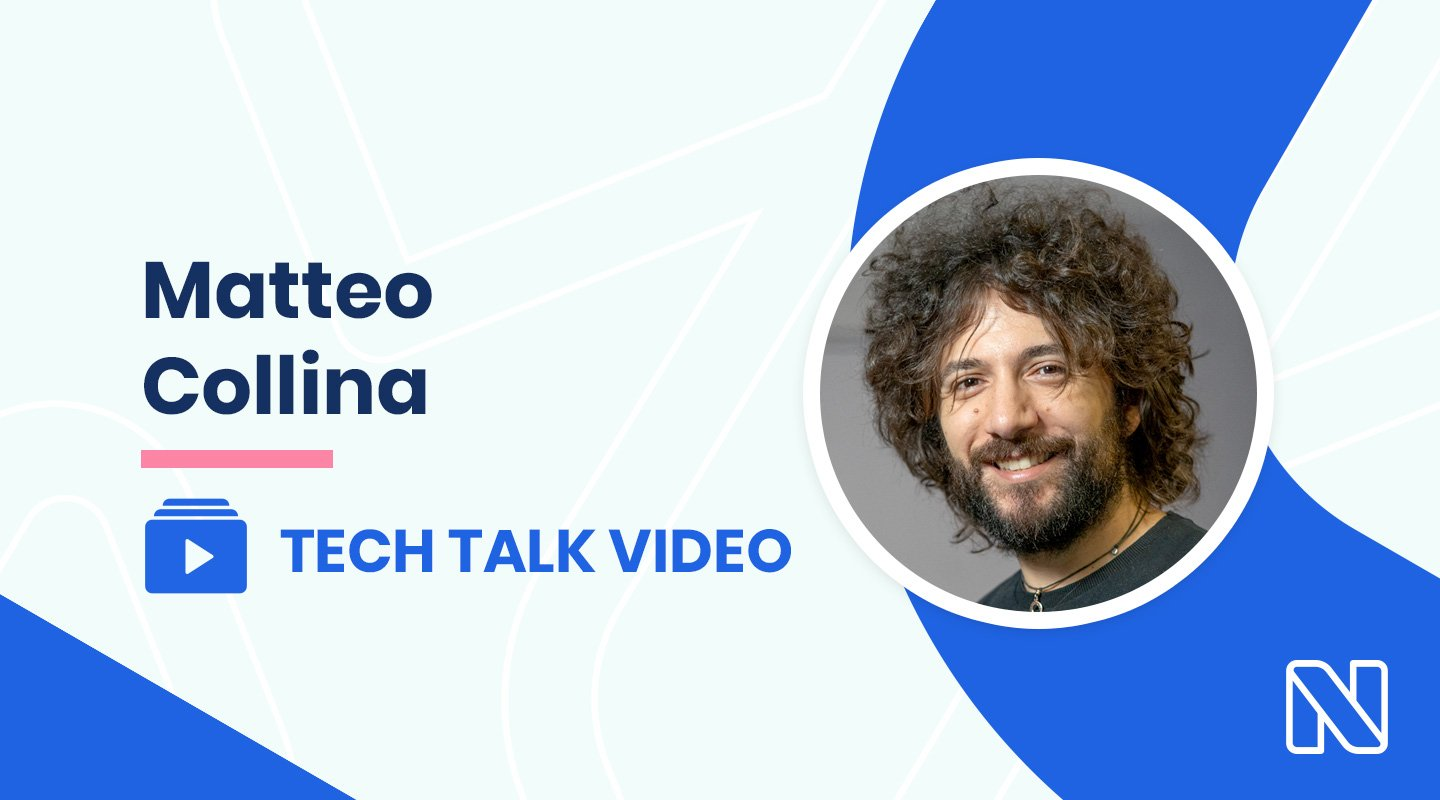 1 +N and GraphQL - Matteo Collina: Tech Talk Video