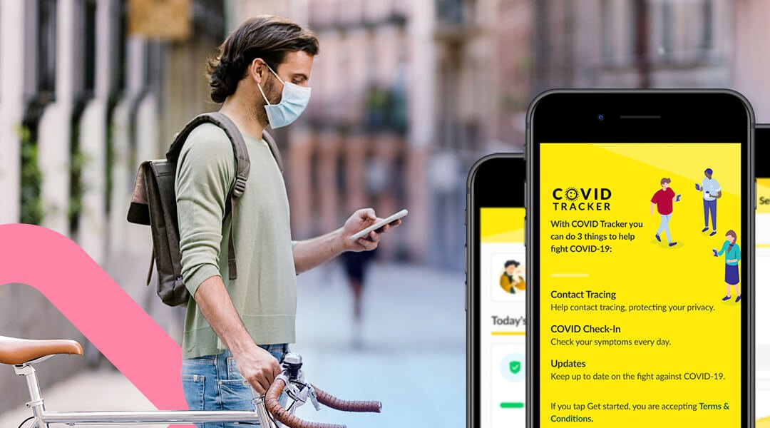 Inside the collaborative effort behind Ireland's COVID Tracker app