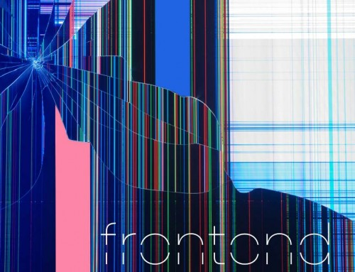 The frontend is broken
