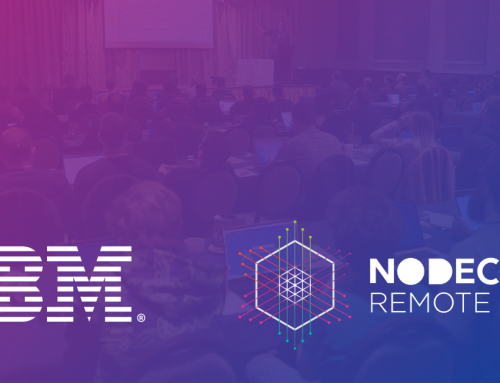 Join IBM at NodeConf Remote 2020