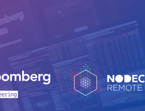 Bloomberg at NodeConf Remote 2020