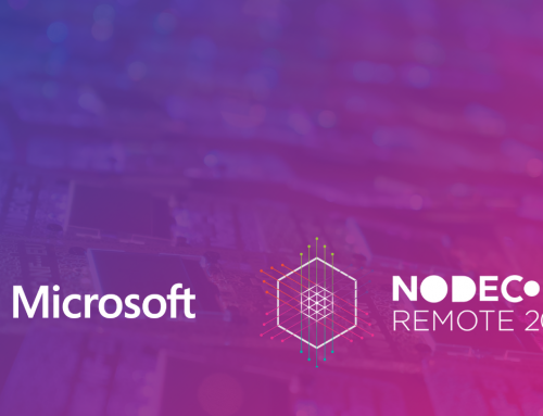 Microsoft Loves NodeConf Remote 2020