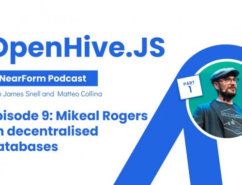 OpenHive.JS talks with Mikeal Rogers, part 1