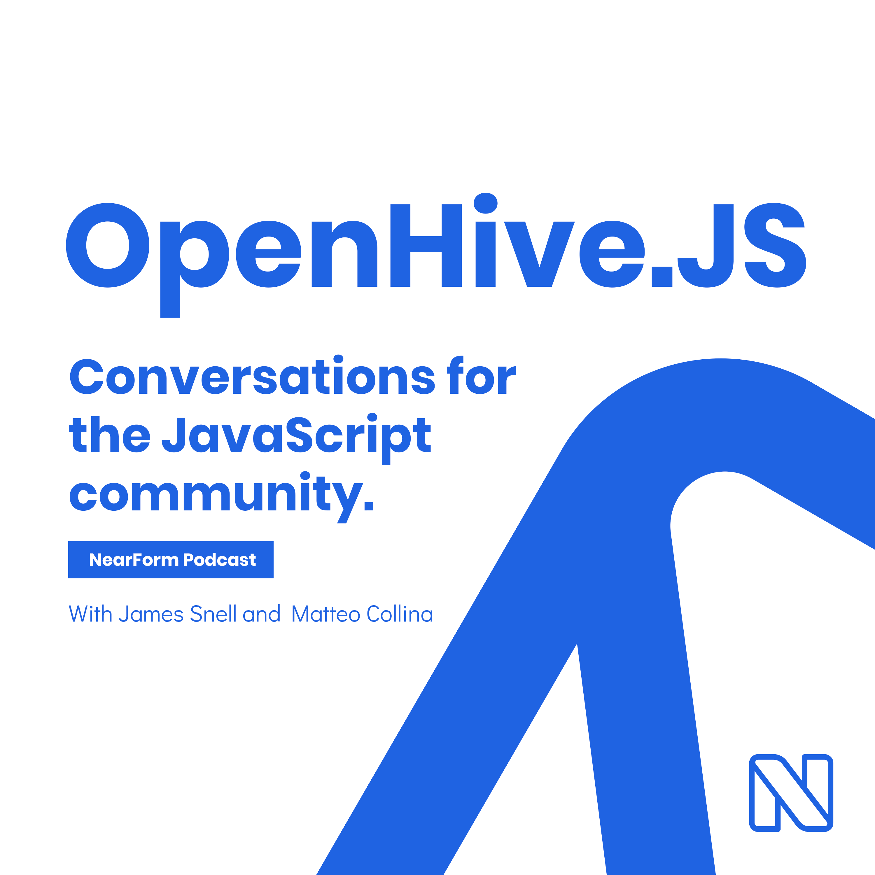 OpenHive.js intro graphic
