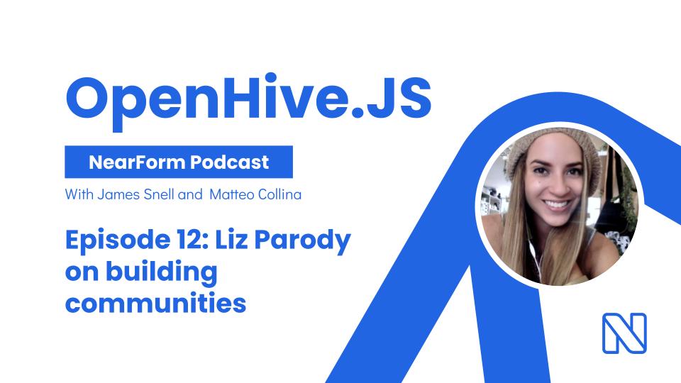 OpenHive.js Episode 12 Liz Parody profile